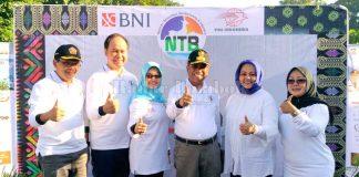 Wagub NTB Launching Program E-Commerce