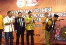 Hanura Gelar Penyampaian Visi Misi Calon Kada