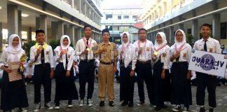Siswa SMPN 6 Mataram Borong Juara 02SN