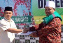 Najamuddin Resmi Daftar di PKB