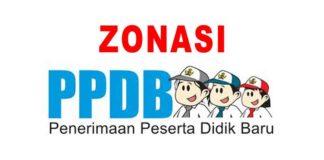 Ilustrasi Zonasi PPDB