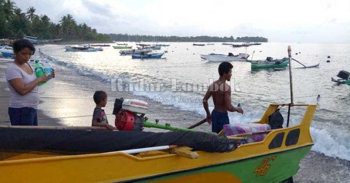 Nelayan Belum Siap Terima Bantuan Kapal