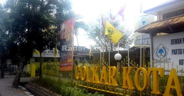 Partai Golkar NTB Sudah Warning Anggota Fraksi