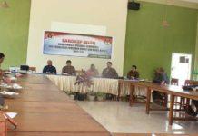 KPUD Lotim Jalin Sinergi dengan Wartawan