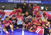 Alcatraz Kampiun Turnamen Futsal Gubernur Cup V