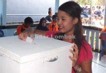 Hasil Pilkades Lombok Utara