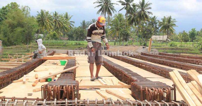Proyek Jembatan Sikur akan Diperpanjang