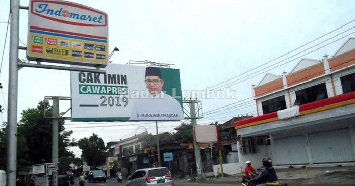 Ritel Modern di Kota Mataram