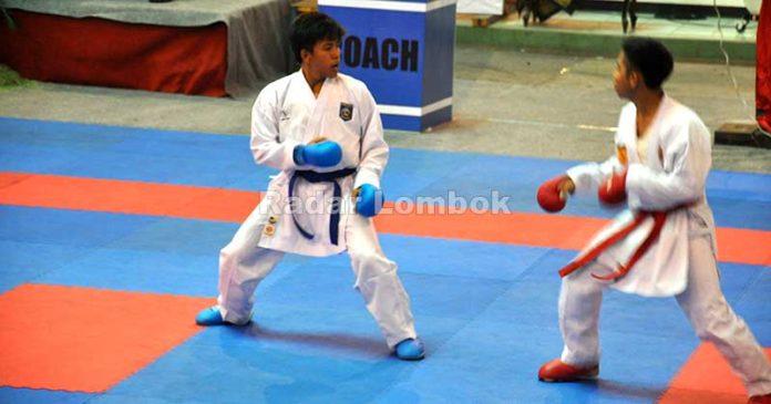 Karateka NTB