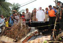 Kerugian Banjir Lombok Timur