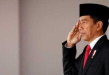 Kunjungan Jokowi di NTB