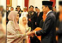 TGKH Zainuddin Abdul Madjid Dianugerahi Gelar Pahlawan Nasional