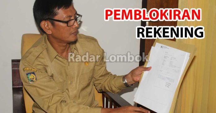 Sejumlah Guru di Lombok Timur Keluhkan Pemblokiran Rekening