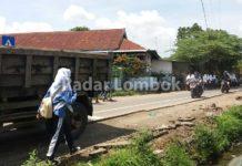 Proyek Pipa SPAM di Merembu Lombok Barat Diprotes Warga