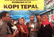 20 IKM Kopi Ramaikan Gebyar Kopi Lombok Sumbawa 2017