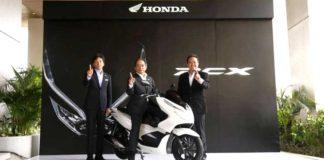 Astra Perkenalkan All New Honda PCX 150 Produksi Indonesia