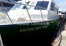Bantuan Kapal Kemendes Untuk Pemkab Lombok Utara akan Dikomersilkan