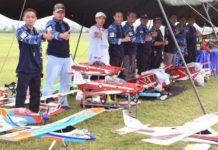 Mengintip Aktivitas RAC, Klub Aeromodelling Pertama di NTB