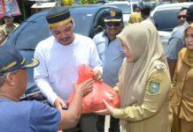 Bantuan Korban Banjir Terus Mengalir