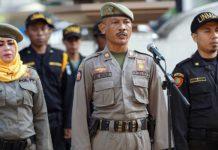Satpol PP Kota Mataram
