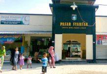 Pasar Tradisional Desa Dasan Baru