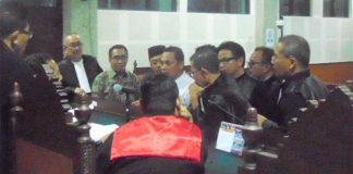 Sidang Kasus Korupsi BPR