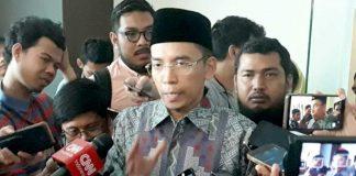 Cawapres Jokowi TGB