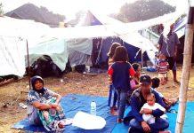 Wali Kota Mataram Bakal Buatkan Pengungsi Huntara