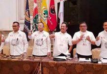 Rakernas Mantapkan Strategi Pemenangan Jokowi-Ma'ruf