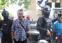 Caleg Nasdem Ditangkap