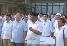 Gerindra Syukuran Kemenangan Prabowo-Sandi di NTB