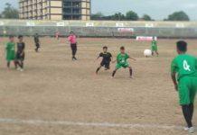 Cabor Sepakbola Berlatih Secara Desentralisasi