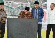 Menteri Agama Resmikan Gedung Kampus II