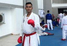 Karate Hanya Loloskan Dua Atlet