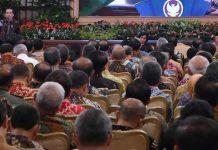 Gubernur Bangun Sinergi dengan Pemerintah Pusat