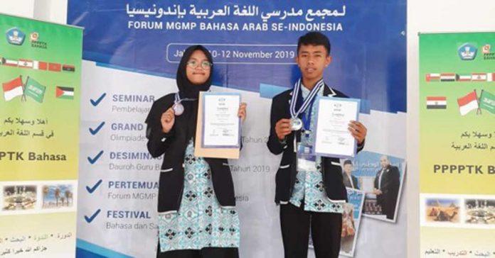 Dua Siswa Lotim Raih Medali