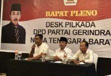 Gerindra Usulkan Balon Kada ke DPP