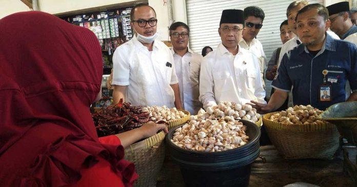 Wali Kota: Pasar Ditutup