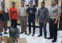 Polisi Amankan Satwa dan Minol