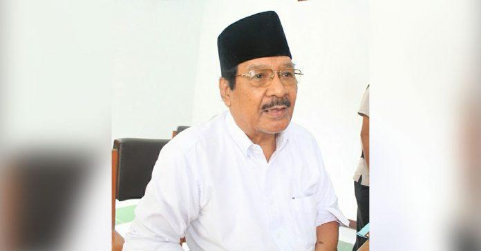 Prof Saiful Muslim (AZWAR ZAMHURI/RADAR LOMBOK)