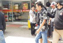 CURAS : Pelaku Curas yang ditangkap aparat Polres Lombok Barat. (Ist for Radar Lombok )